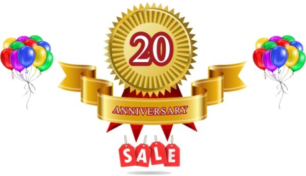 Terrys Rugs 20 Years Anniversary Sale