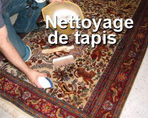 Nettoyage tapis oriental